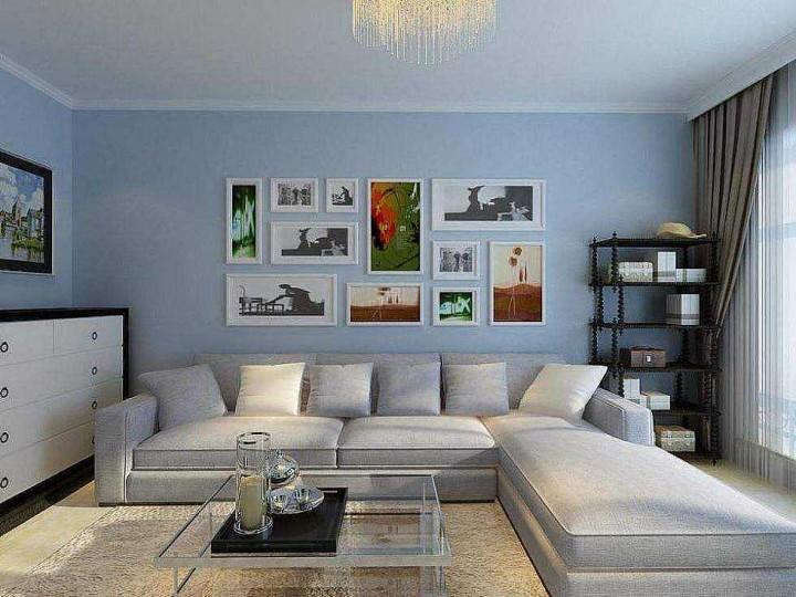 大全墙面用颜色好_装修知识图片_屹家网墙纸胶客厅